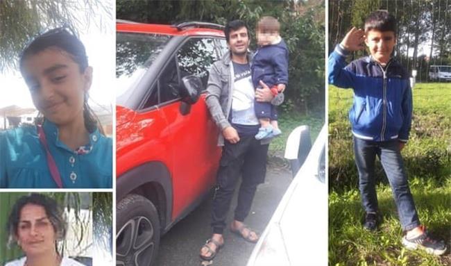 روایت رسانه های خارجی از ماجرای تلخ غرق شدن خانواده ایرانی در کانال مانش + عکس