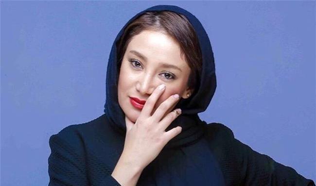 گریم متفاوت بهاره افشاری در نقش دختر افغانستانی + عکس