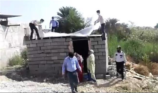 برخورد قضایی با عاملان تخریب خانه زن بندرعباسی / استاندار هرمزگان عذرخواهی کرد