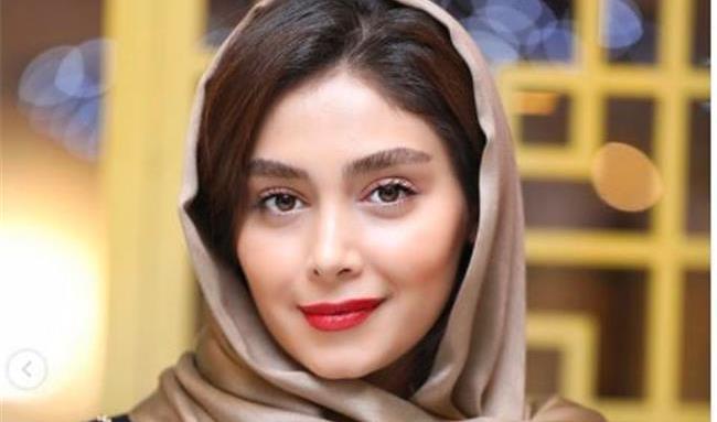 دیبا زاهدی بازیگر نقش شهرزاد در سریال 87 متر