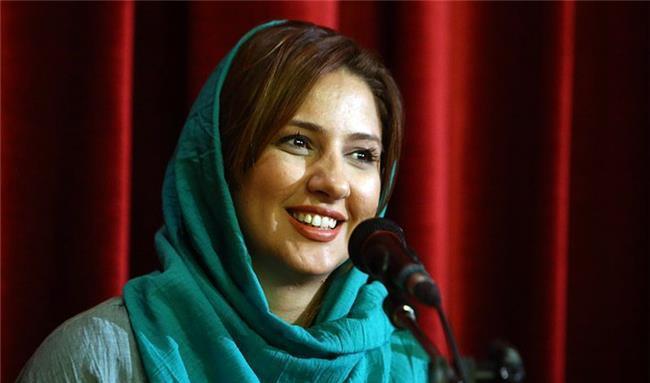 شبنم عرفی نژاد بازیگر نقش سمیرا در سریال 87 متر
