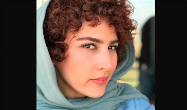 الهه خادمی بازیگر نقش ساناز در سریال 87 متر