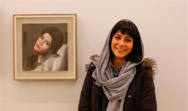 سونیا سنجری بازیگر نقش سونیا در سریال 87 متر