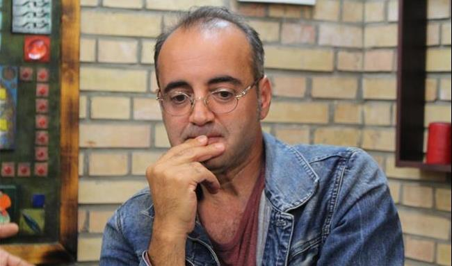اردشیر رستمی بازیگر نقش خشایار در سریال «قبله عالم»