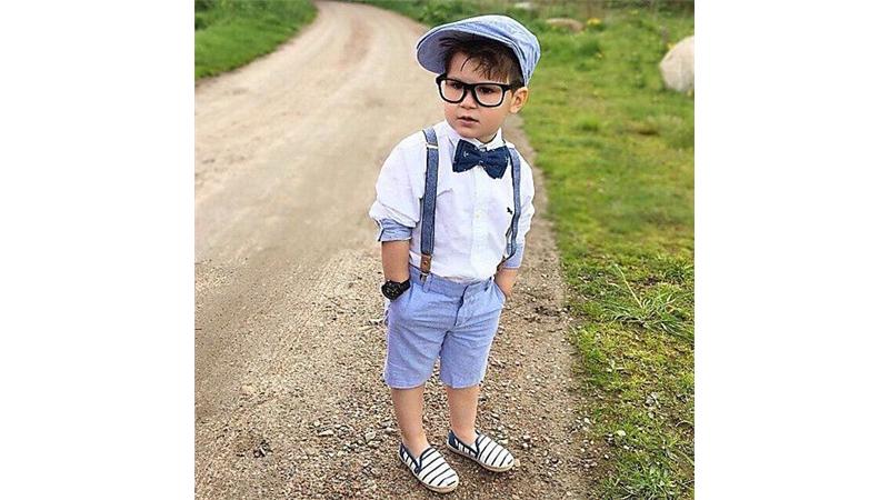 مدل لباس و استایل های شیک برای پسربچه ها + تصاویر