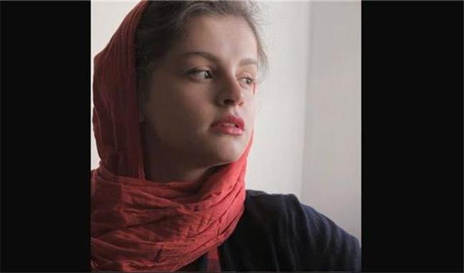 غزل شجاعی بازیگر نقش شیرین در سریال 87 متر