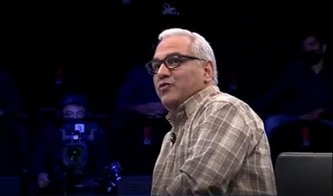واکنش مهران مدیری به شرکت کننده ای که تاریخ را زیر سوال برد! + فیلم