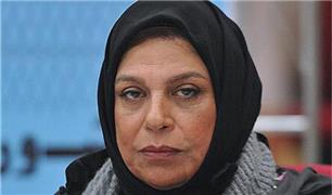 فیلم بغض و گریه گوهر خیراندیش برای پرویز پورحسینی