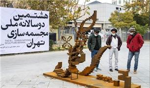 مجسمه ای که بازدیدکنندگان را حیرت زده کرد! + عکس