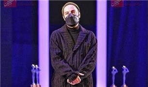 لباس و استایل خاص نوید محمدزاده در جشنواره تئاتر فجر نماد چیست؟ / چرا نوید محمدزاده متفاوت لباس می پوشد؟
