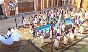 دف نوازی شورانگیز دختران را با صدای محسن چاووشی برای روز پدر  ببینید+ فیلم