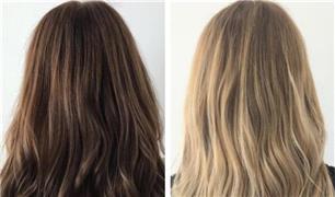 چطور موها  را بدون آسیب دکلره می توان روشن کرد؟