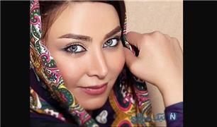 فقیهه سلطانی بازیگر نقش پریوش در سریال یاور