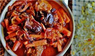 خودتان را به خوردن خورشت هویج با طعم ویژه و جدید دعوت کنید + طرز تهیه