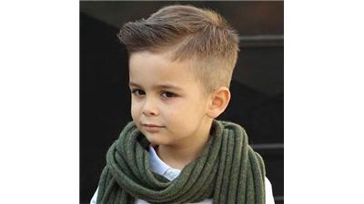 ایده های زیبا و جدید برای مدل موی پسربچه ها + تصاویر