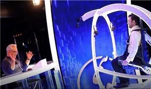 سوتی شرکت کننده مسابقه دورهمی که باعث خنده مهران مدیری  شد+ فیلم