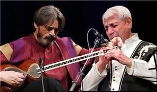 قطعه «ساری گلین» را با اجرای بی نظیر ژیوان گاسپاریان و حسین علیزاده بشنوید+ فیلم