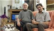 وضعیت پرویز پورحسینی در بیمارستان / آقای بازیگر نفس های عمیق کشید