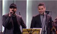 آوازخوانی هوتن شکیبا در برنامه همرفیق + فیلم