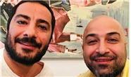 برادر نوید محمدزاده  همبازی او در  سریال «قورباغه» شد