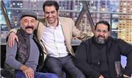 واکنش شهاب حسینی و رضا صادقی به  آرزوی تلخ و نابجای علی انصاریان! + فیلم