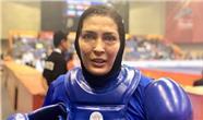 واکنش تند الهه منصوریان به موضوع ممنوع الخروج شدن یک ورزشکار زن ایرانی