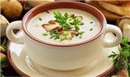 سوپ شیر غذای مخصوص افطار در ماه رمضان + طرز تهیه