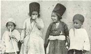مردم صد سال قبل ایران به روایت  نشریه نشنال جئوگرافیک + عکس