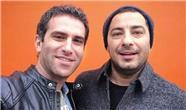 پیام تبریک خاص و مشترک نوید محمدزاده و هوتن شکیبا برای یک بازیگر