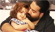 همخوانی رضا صادقی با دخترش تیارا به مناسبت روز دختر+ فیلم