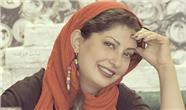 رونمایی از گریم و لباس کتانه افشاری نژاد بازیگر نقش خدیجه در سریال جیران