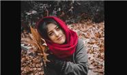 شهرزاد جعفری بازیگر نقش شوکا در سریال زندگی زیباست