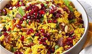 انارپلو غذای خوشمزه پاییزی را امتحان کنید + طرز تهیه